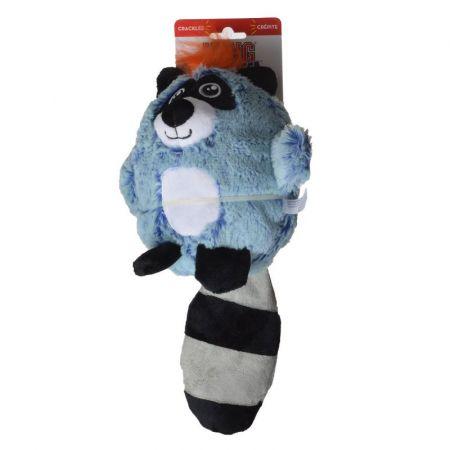 Kong Kong Cruncheez Rascals Dog Toy - Raccoon