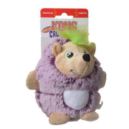 Kong Kong Cruncheez Rascals Dog Toy - Hedgehog
