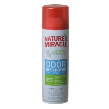 Natures Miracle Nature's Miracle Enzymatic Odor Destroyer Foam