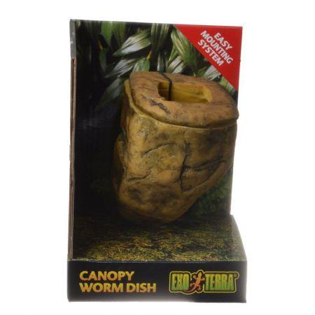 Exo-Terra Exo-Terra Canopy Worm Dish