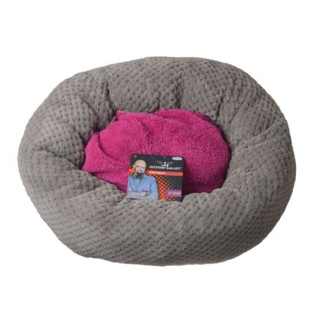 Petmate Petmate Jackson Galaxy Comfy Cuddle Up Cat Bed