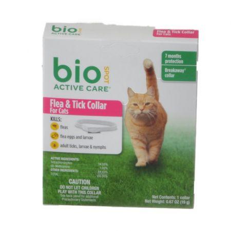 Bio Spot Bio Spot Active Care Flea & Tick Collar for Cats
