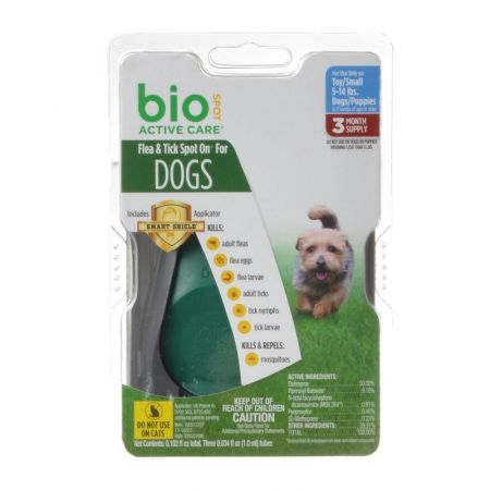 Bio Spot Bio Spot Active Care Flea & Tick Spot On for Dogs
