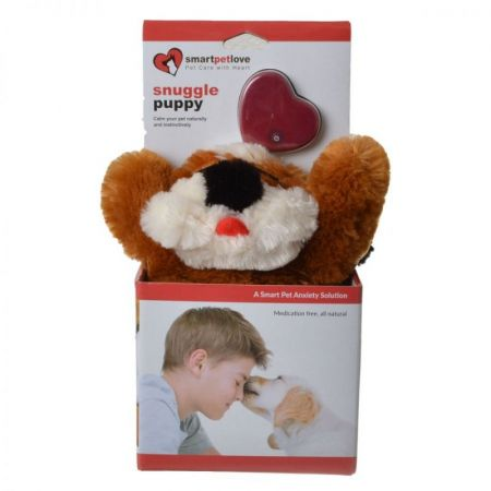 Smart Pet Love SmartPetLove Snuggle Puppy - Brown & White