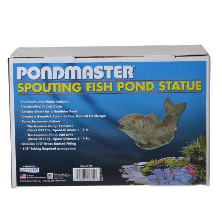Pondmaster Resin Fish Spitter alternate view 1