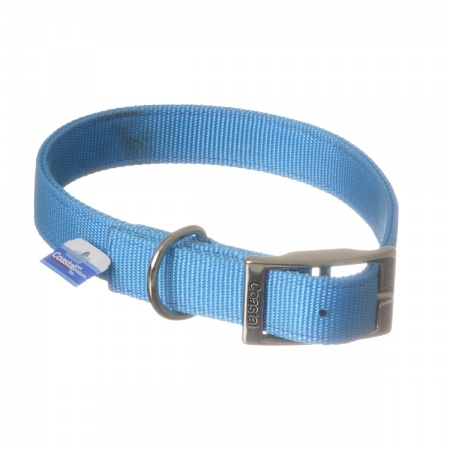 Coastal Pet Coastal Pet Double Ply Nylon Dog Collar - Blue Lagoon
