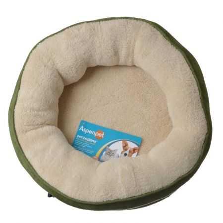 Aspen Pet Aspen Pet Structured Round Pet Bed