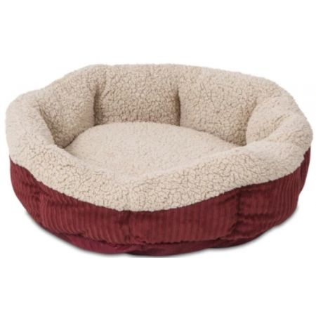 Aspen Pet Self Warming Pet Bed - Spice & Cream alternate view 1
