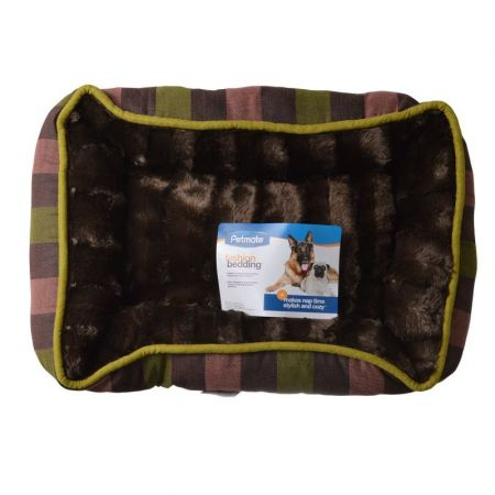 Petmate Fashion Rectangular Pet Lounger alternate view 1