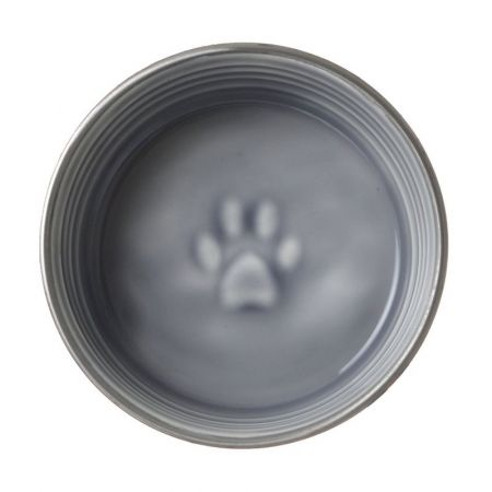 Loving Pets Loving Pets Le Bol Cat Bowl - Gray