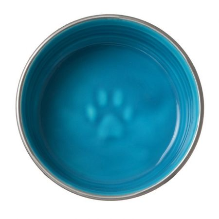 Loving Pets Loving Pets Le Bol Cat Bowl - Seine Blue