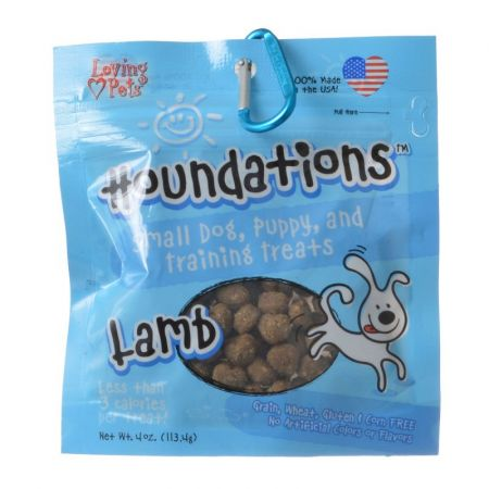 Loving Pets Loving Pets Houndations Training Treats - Lamb