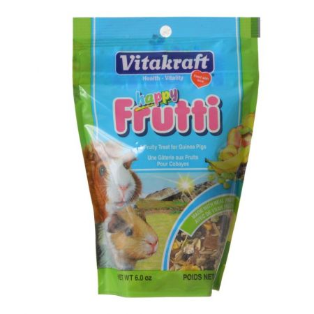 Vitakraft Vitakraft Happy Frutti Treats for Guinea Pigs