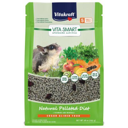 Vitakraft VitaSmart Complete Nutrition Sugar Glider Food