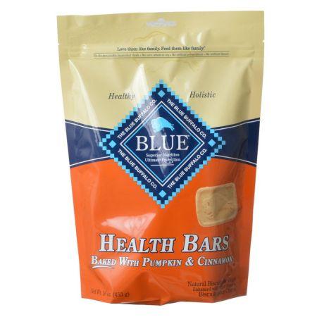 Blue Buffalo Blue Buffalo Health Bars Dog Biscuits - Baked with Pumpkin & Cinnamon