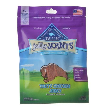 Blue Buffalo Blue Buffalo Jolly Joints Jerky Dog Treats - Tasty Chicken Jerky
