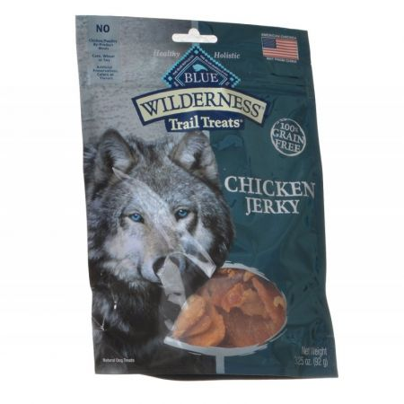Blue Buffalo Blue Buffalo Wilderness Trail Treats for Dogs - Chicken Jerky