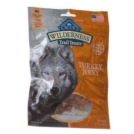 Blue Buffalo Wilderness Trail Treats for Dogs - Turkey Jerky
