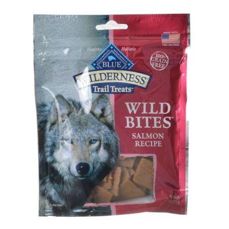 Blue Buffalo Blue Buffalo Wilderness Trail Treats Wild Bites - Salmon Recipe