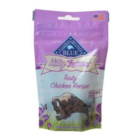 Blue Buffalo Blue Buffalo Kitty Yums Moist Cat Treats - Tasty Chicken Recipe