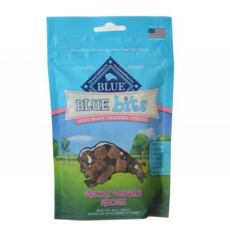 Blue Buffalo Blue Buffalo Blue Bits Soft-Moist Training Treats - Savory Salmon Recipe