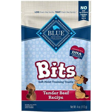 Blue Buffalo Blue Buffalo Blue Bits Soft-Moist Training Treats - Tender Beef Recipe