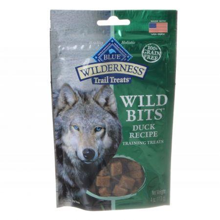 Blue Buffalo Blue Buffalo Wilderness Trail Treats Wild Bits - Duck Recipe Training Treats