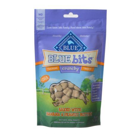 Blue Buffalo Blue Buffalo Blue Bits Crunchy Training Treats - Baked with Banana & Peanut Butter