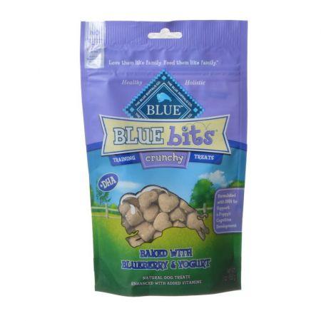 Blue Buffalo Blue Buffalo Blue Bits Crunchy Training Treats - Baked with Blueberry & Yogurt
