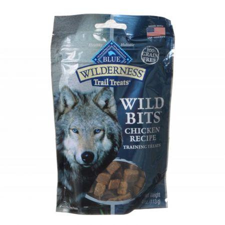 Blue Buffalo Blue Buffalo Wilderness Trail Treats Wild Bits - Chicken Recipe Training Treats