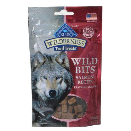 Blue Buffalo Blue Buffalo Wilderness Trail Treats Wild Bits - Salmon Recipe Training Treats