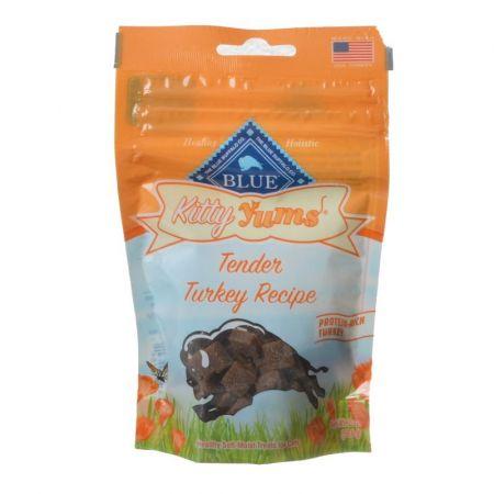 Blue Buffalo Blue Buffalo Kitty Yums Moist Cat Treats - Tender Turkey Recipe