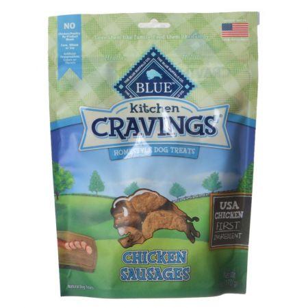 Blue Buffalo Blue Buffalo Kitchen Cravings Homestyle Dog Treats - Chicken Sausages