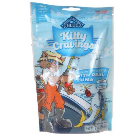 Blue Buffalo Blue Buffalo Kitty Cravings Crunchy Cat Treats - Real Tuna
