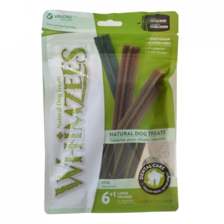Whimzees Whimzees Natural Dental Care Stix Dog Treats