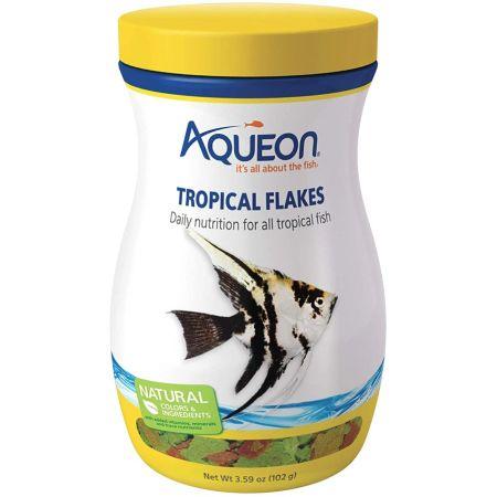 Aqueon Tropical Flakes Fish Food alternate view 2