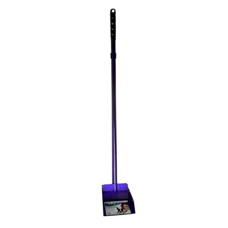 Flexrake Flexrake Panorama Dog Scoop & Spade - Purple
