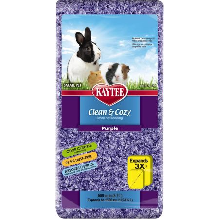 Kaytee Kaytee Clean & Cozy Small Pet Bedding - Purple
