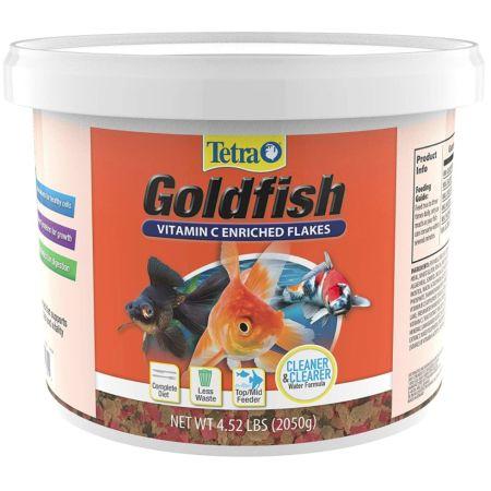 Tetra TetraFin Goldfish Flakes alternate view 7