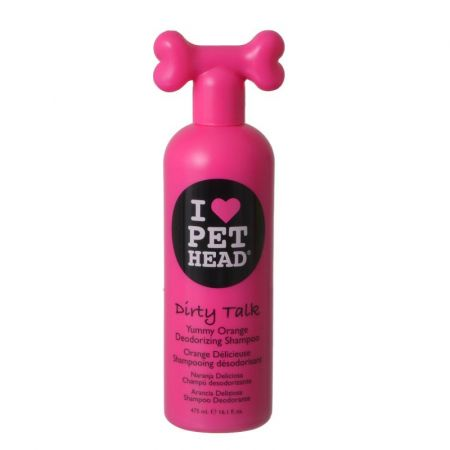 Pet Head Pet Head Dirty Talk Deodorizing Shampoo - Yummy Orange