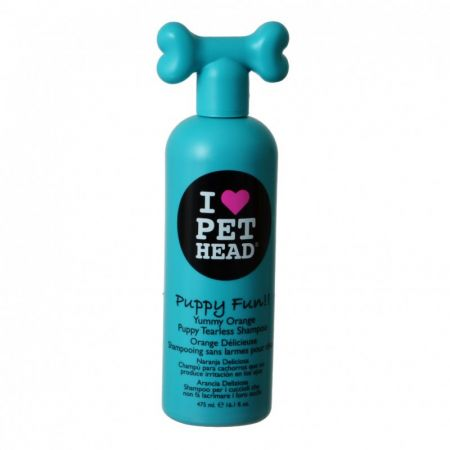 Pet Head Pet Head Puppy Fun Puppy Tearless Shampoo - Yummy Orange