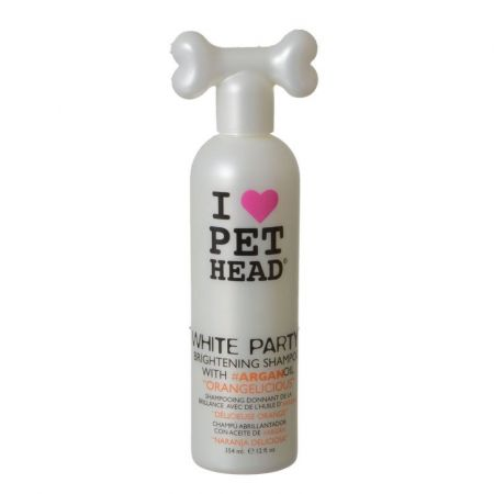 Pet Head Pet Head White Party Brightening Shampoo - Orangelicious
