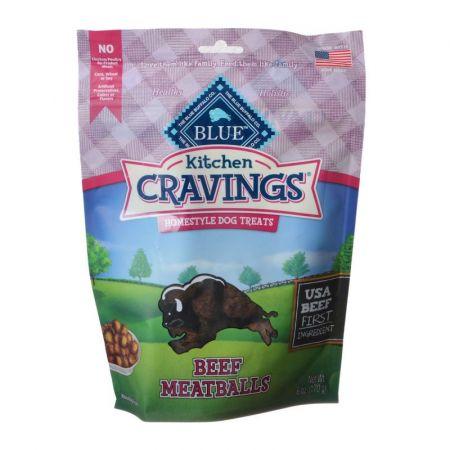 Blue Buffalo Blue Buffalo Kitchen Cravings Homestyle Dog Treats - Beef Meatballs