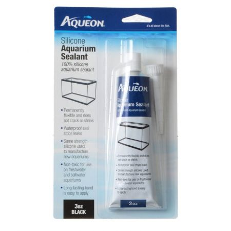 Aqueon Aqueon Silicone Aquarium Sealant - Black
