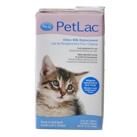 Pet Ag PetAg PetLac Kitten Milk Replacement - Liquid