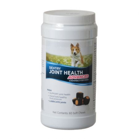 Sentry Sentry Joint Health Advanced Chewable for Dogs