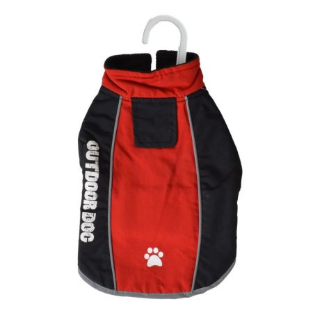 Fashion Pet Fashion Pet Outdoor Dog All Weather Jacket - Red