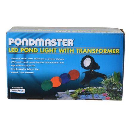 Pondmaster Pondmaster LED Pond Light Set with Transformer