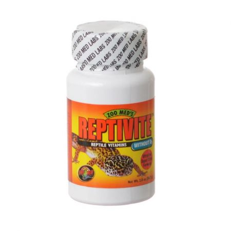 Zoo Med Zoo Med Reptivite Reptile Vitamins without D3