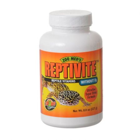 Zoo Med Reptivite Reptile Vitamins without D3 alternate view 2